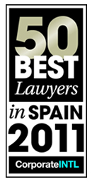 The 50 Best Lawyers in Spain 2011